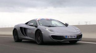 Essai : McLaren MP4-12C