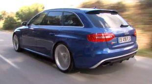 Essai : Audi RS4 Avant (B8)