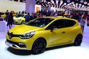 Renault Clio 4 RS 2013