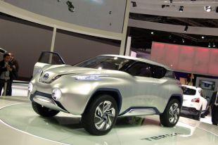 Salon : Nissan Terra