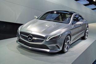 Salon : Mercedes Concept Style coupé
