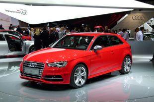 Salon : Audi S3 2013