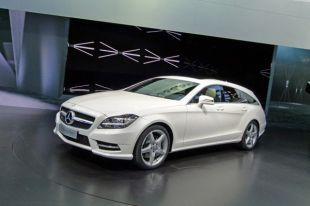 Salon : Mercedes CLS Shooting Brake
