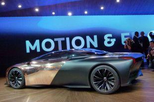 Salon : Peugeot Onyx