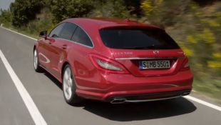 Essai : Mercedes CLS 350 CDI Shooting Brake