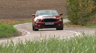 Essai : Ford Mustang Shelby GT500 Cabriolet