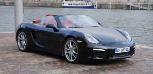 Essai : Porsche Boxster (981) 2.7