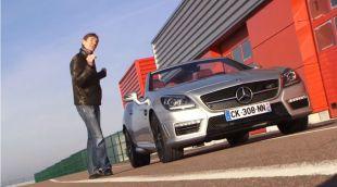 Essai : Mercedes SLK 55 AMG (R172)