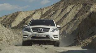 Essai : Mercedes GLK 350 CDI