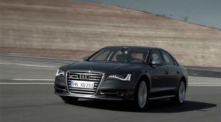 Essai : Audi S8 2012
