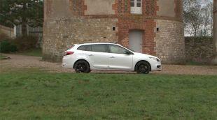Essai : Renault Megane III Estate GT220