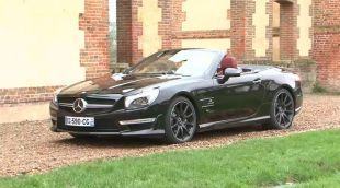 Essai : Mercedes SL 63 AMG (R231)