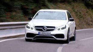 Essai : Mercedes E63 AMG S
