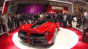 Vidéo Ferrari LaFerrari - Salon de Genève 2013