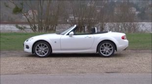 Essai : Mazda MX-5 III 2.0 Performance roadster