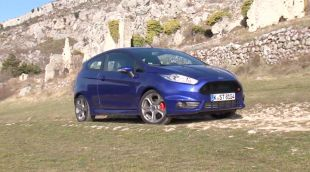 Essai : Ford Fiesta ST