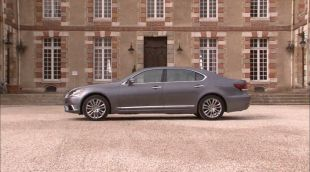 Essai : Lexus LS600h Limousine