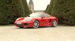 Essai : Porsche Cayman S (981)