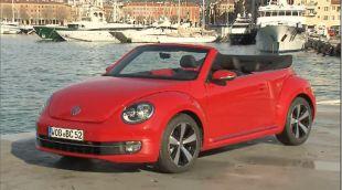 Essai : Volkswagen Coccinelle Cabriolet