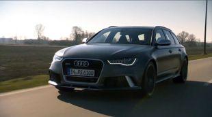 Essai : Audi RS6 Avant 2013