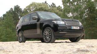 Essai : Range Rover IV V8 Supercharged