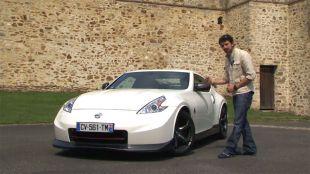 Essai : Nissan 370Z Nismo
