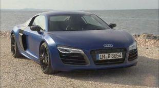 Essai : Audi R8 V10 Plus