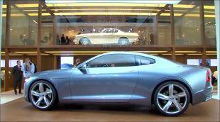 Salon : Volvo Concept Coupé