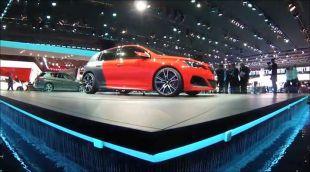 Salon : Peugeot 308 R Concept