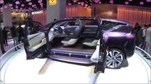 Vidéo Volvo Concept Coupé - Salon de Francfort 2013