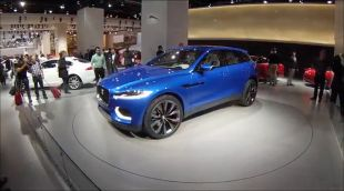 Salon : Jaguar C-X17