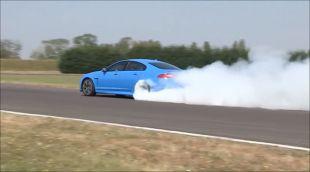 Essai : Jaguar XFR-S