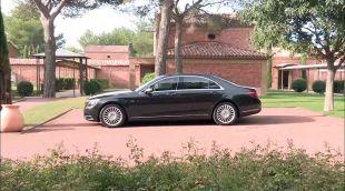 Vidéo Jaguar XFR-S - Essai