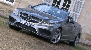 Essai : Mercedes E500 Cabriolet