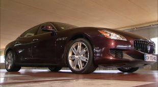 Essai : Maserati Quattroporte GTS