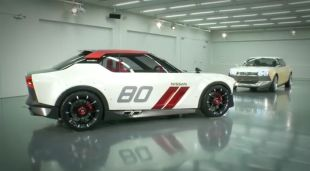 Salon : Nissan IDx NISMO et IDx Freeflow