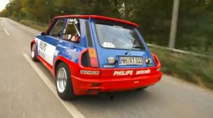 Un tour en Renault R5 Turbo 2