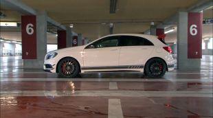 Essai : Mercedes A45 AMG