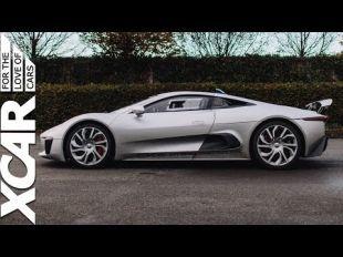 Vidéo Aston Martin sur glace - Lapland - Essai