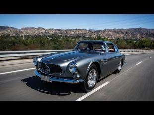 Une Maserati A6G-2000 par Jay Leno