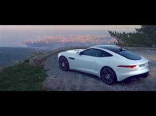 Nouvelle Jaguar F-Type R coupé