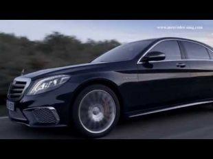 Première vidéo de la Mercedes S65 AMG
