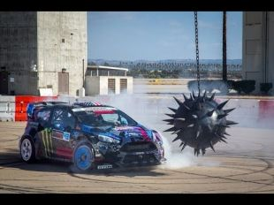 Gymkhana 6 Need For Speed par Ken Block