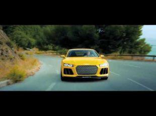100.000 Likes - Audi Sport quattro concept