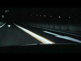 Un échappement hallucinant sur une Mercedes Classe S