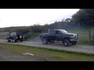 Vidéo Lamborghini Aventador test jumping - Essai