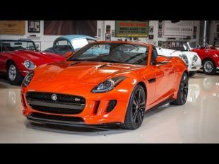Jay Leno en Jaguar F-Type et Project 7
