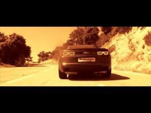 La Chevrolet Camaro par l'équipe de Braquages
