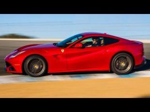 La Ferrari F12berlinetta à l'essai aux Etats-Unis