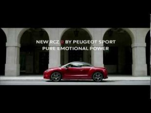 Peugeot RCZ R - press film
